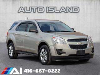 Used 2014 Chevrolet Equinox LS**ALL WHEEL DRIVE**ONLY 80KM'S for sale in North York, ON