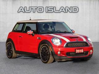 Used 2010 MINI Cooper Hardtop 2dr Cpe S for sale in North York, ON