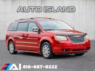 Used 2010 Chrysler Town & Country 4DR WGN TOURING for sale in North York, ON
