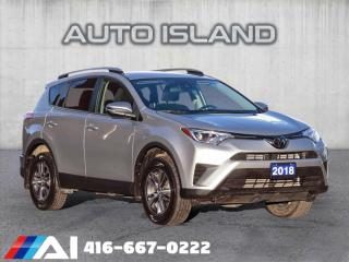Used 2018 Toyota RAV4 LE**ALL WHEEL DRIVE**BACK UP CAMERA** for sale in North York, ON