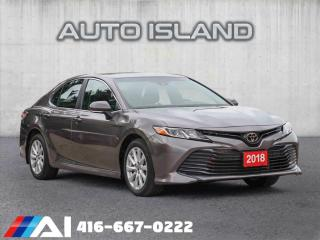 Used 2018 Toyota Camry 3.9% FINANCE $72/WK OAC!! BACK UP CAMERA**ONLY 45KMS! for sale in North York, ON
