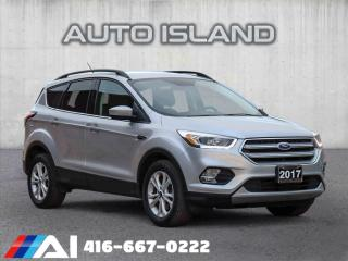 Used 2017 Ford Escape SE* 4WD**AUTOMATIC**CLEAN VEHICLE for sale in North York, ON