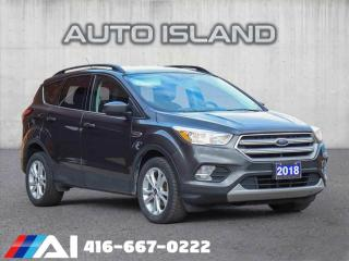 Used 2018 Ford Escape SE**BACK UP CAMERA**HEATED SEATS** for sale in North York, ON
