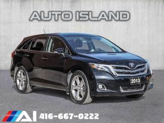 Used 2013 Toyota Venza 6CYL.**ALL WHEEL DRIVE**LEATHER**SUNROOF**NAVIGATION for sale in North York, ON