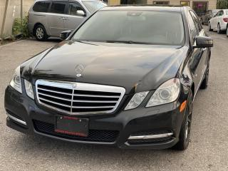 Used 2012 Mercedes-Benz E-Class 4dr Sdn E300 4MATIC for sale in Scarborough, ON