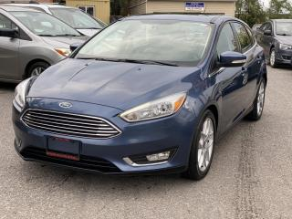 Used 2018 Ford Focus Titanium Hatch for sale in Scarborough, ON