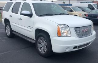 Used 2007 GMC Yukon FULLY LOADED YUKON DENALI XL 4WD /1YEAR WARRANTY for sale in Brampton, ON