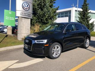 Used 2016 Audi Q3 2.0T Technik for sale in Surrey, BC