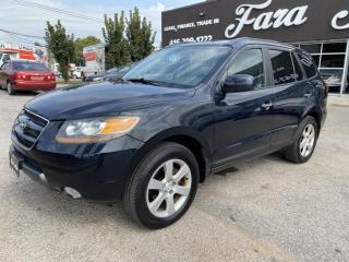 Used 2007 Hyundai Santa Fe SE AWD for sale in Scarborough, ON