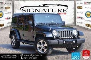 Used 2016 Jeep Wrangler Unlimited 4WD 4dr* for sale in Mississauga, ON