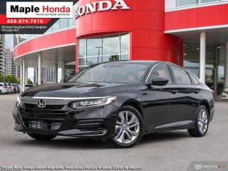 New 2020 Honda Accord LX 1.5T for sale in Vaughan, ON