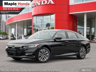 New 2020 Honda Accord Hybrid for sale in Vaughan, ON