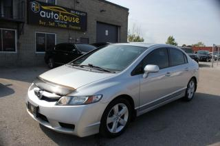 Used 2010 Honda Civic 4dr Auto Sport Sunroof for sale in Newmarket, ON