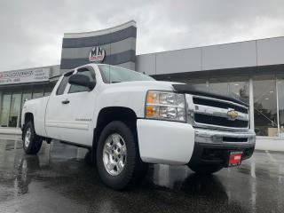 Used 2009 Chevrolet Silverado 1500 LT 4WD 5.3L V8 POWER SEAT A/C NICE SHAPE for sale in Langley, BC