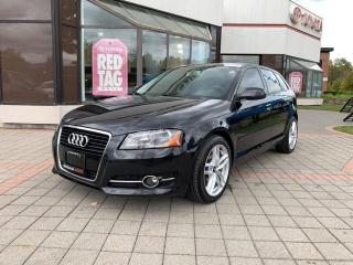 Used 2013 Audi A3 Progressiv FWD for sale in Mississauga, ON
