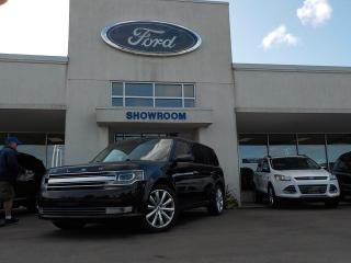 Used 2014 Ford Flex limited for sale in Mount Brydges, ON
