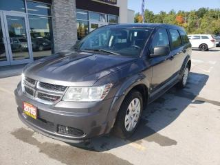 Used 2015 Dodge Journey CVP/SE Plus for sale in Trenton, ON