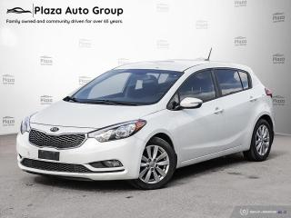 Used 2016 Kia Forte5 LOCAL TRADE | ONE OWNER for sale in Orillia, ON