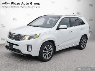 Used 2015 Kia Sorento SX | NO ACCIDENTS | ONE OWNER for sale in Orillia, ON