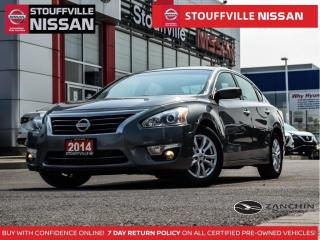 Used 2014 Nissan Altima S  Clean Carfax  Alloys  Backup CAM  REM Start for sale in Stouffville, ON