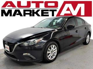 Used 2016 Mazda MAZDA3 GS Certified!Sunroof!We Approve All Credit!! for sale in Guelph, ON