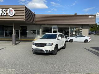 Used 2019 Dodge Journey Crossroad AWD 7-PASSENGER for sale in Langley, BC