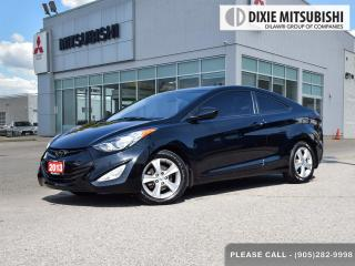 Used 2013 Hyundai Elantra Coupe for sale in Mississauga, ON