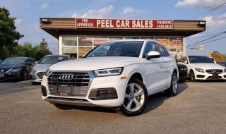 Used 2018 Audi Q5 2.0T PROGRESSIVE|TEXT.US|647.678.7778| NAVI|PANOROOF|REARVIEW| for sale in Mississauga, ON