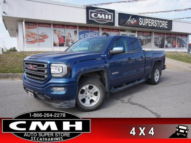 2016 GMC Sierra 1500 Base  4X4 V8 BT TRAILER-BRAKE