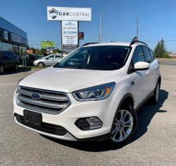 Used 2017 Ford Escape SE 4WD | 201A | BIG SCREEN | NAVI | BACK-UP CAM | for sale in Barrie, ON