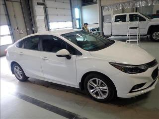 Used 2018 Chevrolet Cruze LT for sale in Saskatoon, SK