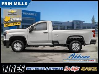 New 2020 Chevrolet Silverado 2500 HD WT  -  1WT Package for sale in Mississauga, ON
