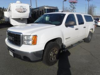 Used 2011 GMC Sierra 1500 SL Crew Cab 4WD for sale in Burnaby, BC