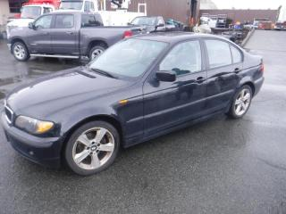 Used 2005 BMW 3 Series 325i Sedan for sale in Burnaby, BC