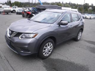 Used 2015 Nissan Rogue S AWD All Wheel Drive for sale in Burnaby, BC