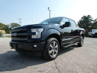 Used 2017 Ford F-150 Lariat | Cooled Seats | Navigation | Panoramic Roof for sale in Essex, ON