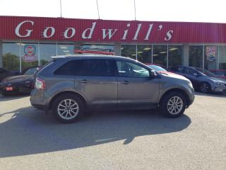 Used 2010 Ford Edge SEL! HEATED LEATHER! SUNROOF! for sale in Aylmer, ON