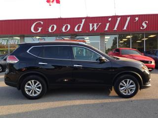 Used 2016 Nissan Rogue SV! HEATED SEATS! NAV! BACKUP CAM! B/T! SUNROOF! for sale in Aylmer, ON