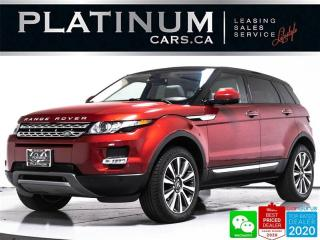 Used 2015 Land Rover Evoque Prestige, NAV, PANO, 360, HEATED/VENT, BLINDSPOT for sale in Toronto, ON