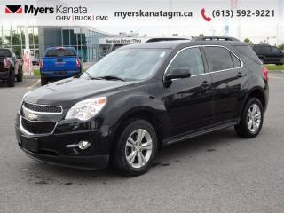 Used 2015 Chevrolet Equinox LT  - Bluetooth -  Heated Seats for sale in Kanata, ON