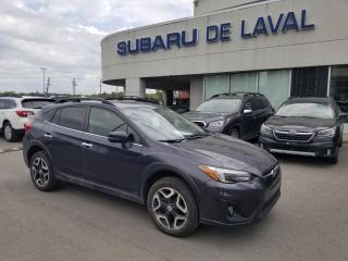 Used 2018 Subaru XV Crosstrek Limited Eyesight Awd ** Cuir Toit Nav** for sale in Laval, QC