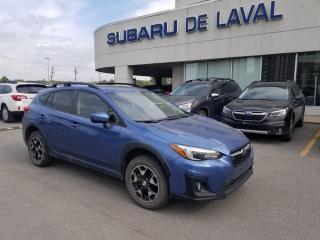 Used 2018 Subaru XV Crosstrek Sport AWD**Toit Ouvrant** for sale in Laval, QC