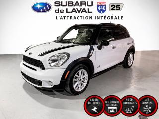 Used 2013 MINI Cooper Countryman S ALL4 for sale in Laval, QC