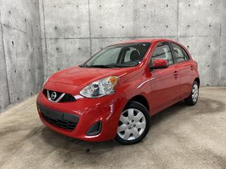 Used 2017 Nissan Micra SV AUTOMATIQUE TOUT ÉQUIPÉ BLUETOOTH for sale in St-Nicolas, QC
