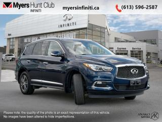 Used 2018 Infiniti QX60 AWD  - Certified - Sunroof for sale in Ottawa, ON
