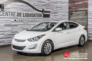 Used 2016 Hyundai Elantra Sport Appearance+TOIT+BLUETOOTH+SIEGES CHAUFFANTS for sale in Laval, QC