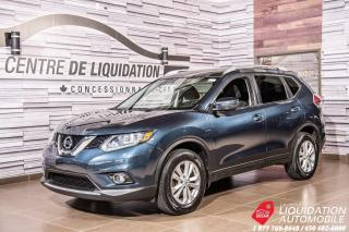 Used 2016 Nissan Rogue SV +SPECIAL EDITION+GR ELECTRIQUE +BLUETOOTH for sale in Laval, QC
