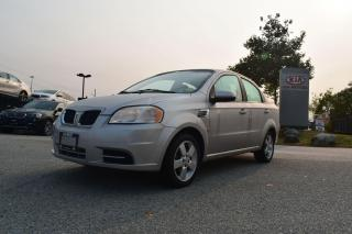 Used 2009 Pontiac G3 Wave for sale in Coquitlam, BC