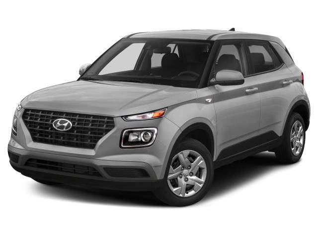2020 Hyundai Venue Ultimate BLACK INTERIOR