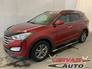 Used 2015 Hyundai Santa Fe Sport Premium 2.0T AWD Mags A/C Volant Chauffant *Traction intégrale* for sale in Trois-Rivières, QC